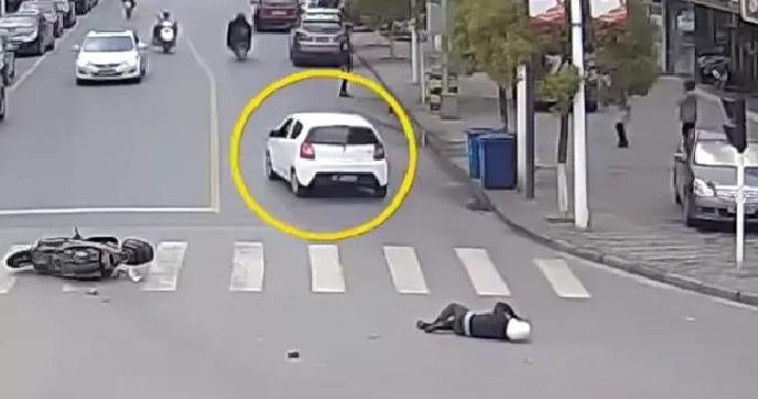 Μοτοσυκλετιστή, https://viral-times.gr/